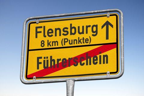 Wann verfallen Punkte in Flenzburg?